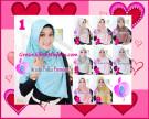 Jilbab Harian Trendy Arzety Premium by Apple Hijab Brand
