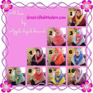 Jilbab Instant Modern Mewah Al Haq by Apple Hijab Brand