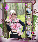 Jilbab Instant Pet Modis Arzety Jameela Original by Apple Hijab Brand