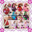 Jilbab Syar'i Medina Model Capuchon Original by Apple Hijab Brand