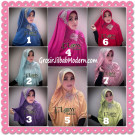 Jilbab Syria Bergo Shakeela Trendy dan Syar'i Original by Flow Idea