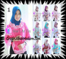 Jilbab Syria Syar'i At-Tin Exclusive by Apple Hijab Brand Cocok Untuk Jilbab Pesta Anda