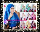 Jilbab Syria Syar'i Khadijah Prada Premium by Apple Hijab Brand