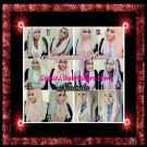 Jilbab Hoodie Instant Trendy Nurjannah Original by Narinda