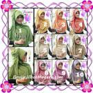 Jilbab Instant Modis Praktis Yasmin Premium by Apple Hijab Brand