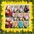 Jilbab Instant Syria Mecca Exclusive Original by Apple Hijab Brand