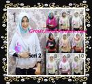 Jilbab Syar'i At Tin Exclusive Seri 2 by Apple Hijab Brand