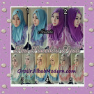Jilbab Syria Cantik Sriwedari Original by Narinda