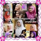 Jilbab Hoodie Instan Arabian by Apple Hijab Brand
