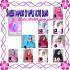 Jilbab Instant Hoodie Shireen Diamond Original by Apple Hijab Brand