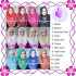 Jilbab Syria Hoodie Instant Shiren Lycra by Apple Hijab Brand
