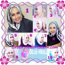 Pashmina Instant Modern Olio Original by Apple Hijab Brand