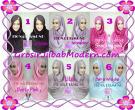 Jilbab Modern Fiona Diamond Syar'i Modis by Apple Hijab Brand