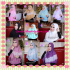 Hijab Syar'i Khimar Halimah Cantik Original By Apple Hijab Brand