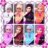 Jilbab Instant Modis Rhea Syria Ruffle Original by Apple Hijab Brand