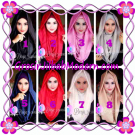 Jilbab Instant Terbaru Deeja Cavali Hoodie Exclusive Original by Apple Hijab Brand