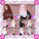 Jilbab Instant Modern Arabian Pastan Original by Apple Hijab Brand