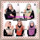 Jilbab Hoodie Instant Cantik Lacy Hood Original By Narinda