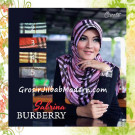 Jilbab Instant Modis Terbaru Sabrina Burberry