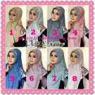 Jilbab Instant Syria Modis Adiba Original by Flow Idea