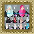 Jilbab Pashmina Instant Alesya Hana Premium by Apple Hijab Brand
