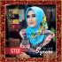 Jilbab Segi Empat – Hijab Square Motif Bunga Cantik Tierack ST01