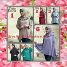 Jilbab Bergo Lengan Fatina Modis dan Cantik Original by Fadeya