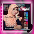 Jilbab Cantik Terbaru Sofia Ayu Original By Ar Rahman Brand