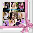 Jilbab Hoodie Instan Arabian Seri 2 by Apple Hijab Brand
