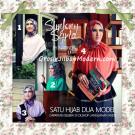 Jilbab Instant Cantik Simfony Syria Bolak Balik Original By Narinda