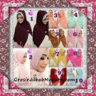 Jilbab Instant Modis Arzeti Calista Premium Original By Apple Hijab Brand