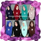 Jilbab Instant New Arabian Hoodie Simple dan Elegan By Apple Hijab Brand