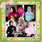Jilbab Instant Terbaru Modis Nagita Seri 2 Original by Modelo