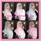 Jilbab Modern Terbaru Syria Aditha Original By Flow Idea
