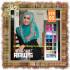 Jilbab Segi Empat Trendy Terbaru Rawis STR 05 Cantik