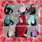 Jilbab Trendy Pashmina Instant Mayyura Seri 2 Original By Apple Hijab Brand