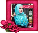 Jilbab Cantik Modis Pashmina Golden