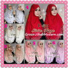 Jilbab Cantik Syria Syar'i Rane Original by Flow Idea