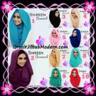 Jilbab Instant Terbaru Hoodie Shireen Diamond Seri 2 Original by Apple Hijab Brand