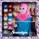 Jilbab Syar'i Trendy Bergo Samiya Cantik Original By Rakha