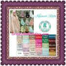 Hijab Cerutti Khimar Rafa Original by Qalisya