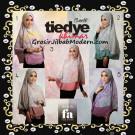 Jilbab Cerutti Cantik Khimar Tiedye Seri 2 Design By FA Hijab & Shawl Series