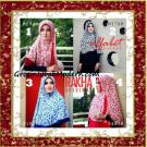 Jilbab Cerutti Jumbo Trendy Khimar Alfabet Original by Rakha Brand