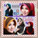 Jilbab Harian Cantik Modis Carlota Original By Rakha Brand