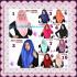 Jilbab Hoodie Instant Trendy Deeja Hermes Original By Apple Hijab Brand