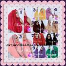 Jilbab Instant Modern Modis Noah Hoodie Antem Original By Apple Hijab Brand