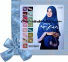 Jilbab Khimar Syar'i Cantik Prada Meylan Original by Rizky Ananda