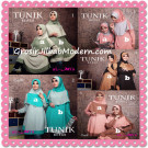 Jilbab Lengan Tunik Bergo Cantik Original By AlMia