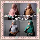 Jilbab Modern Trendy Laluna Hijab Syar'i Original By Rakha