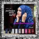 Jilbab Pashmina Ombre Motif Bintang Seri 2